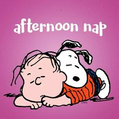 Saturday snooze