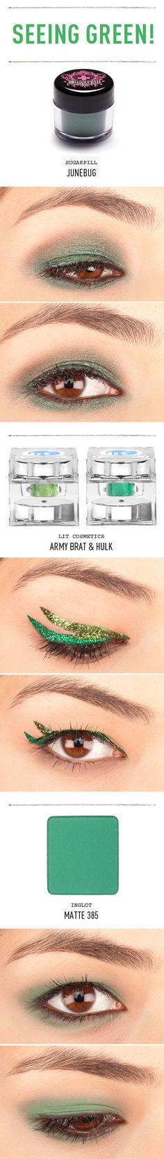 Lucky Charm: Green Shadows You'll Love