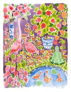 In the Garden - Caitlin McGauley