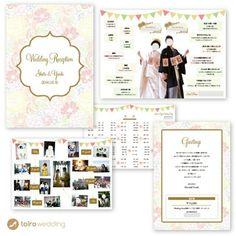 写真がメインのデザイン✨ の画像|フルオーダーの招待状・席次表・プロフィールブック/toiro wedding