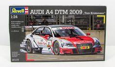 Audi A4 DTM 2009 Car Revell 07177 1/24 Plastic Model Race Car Kit