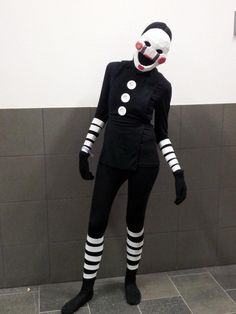 marionette fnaf cosplay - Google Search