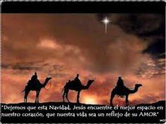 Dejemos que esta navidad, Jesús encuentre el menor espacio en nuestro corazón, que nuestra vida será un reflejo de su amor. - Mochys - Google+