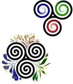 Celtic Sister Tattoos   Celtic