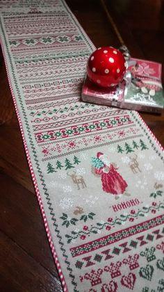 """de """"Kerst""""-Randje per Week-lap.."""
