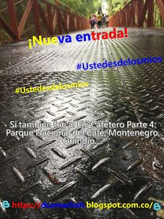 #Ustedesdelosmios si también fue al Eje Cafetero parte 4: Parque Nacional del Café - Montenegro, Quindío.    CLICK en los COMENTARIOS para ir a la entrada.    #blog #blogger #Ustedesdelosmios #bloggers #bloggersencolombia #blogpost #bloggerlife  #bloggero #bloggeroftheday #blogger #bloggero #entrada #latam #bloggerscolombia #bloggerlife #bloggeroftheday #bloggers #bloggerpost #bloggertips #blogging #Newblogger #jornalismo #journalism #journalist #periodismo #Colombia #Bogota