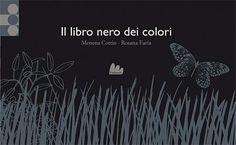 Il Libro nero dei colori - da leggere con gli occhi e con le dita