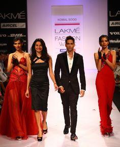 """""""LOVE"""" Komal Sood - Lakme Fashion Week F/W 2012 Read @ www.lemotsupreme.blogspot.com"""
