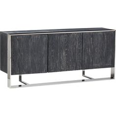 Dalton Sideboard, Grey Oak - Sunpan Modern