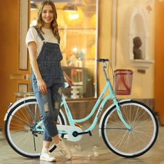 HOME DETAIL SHIPPING ABOUT US CONTACT US Store Categories Home & Garden Outdoor Sports Toys and Hobbies Instrument Cmputer Desk Light Student Table Set Outdoor Toys Other Detail Features: The Sturdy Frame, Bicycle Frame And Excellent Welding Technology Make It a Sturdy And Durable Cruising Bike. Classic, Curvy Women's Beach Cruiser Bicycle With 17-Inch Durable […] Beach Cruiser Bikes, Cruiser Bicycle, Welding Technology, Bicycles For Sale, Road Bike Women, Woman Beach, Steel Frame, Tire Size, Classic