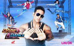 Dare 2 Dance Contestant Who Having Dare In Them With Akshay Kumar.