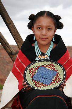Kairee, Hopi girl