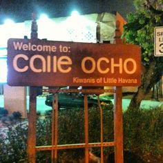 April 2017 Calle Ocho Miami