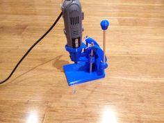 3D Printed PCB Drill Press Allows Those on a Budget to Make Tools http://3dprint.com/88032/3d-printed-pcb-drill-press/
