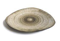 New crackle finish from Italian Ceramic Artist Rina Menardi. www.providehome.com