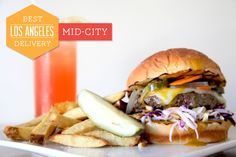 The Top 40 Delivery-Food Spots In L.A. For A Delish Night In!