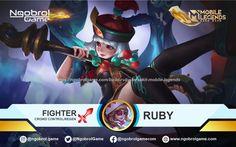 Ruby merupakan Hero dengan spesialis Regen dan CC yang sagat baik, ini membuatnya sangat sulit untuk di lawan. Mobile Legends, Bye Bye, Minion, Movie Posters, Movies, Rain, Films, Film Poster, Minions