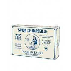 Since Marius Fabre soap factory has been perpetuating the Marseille soap tradition in Salon-de-Provence, France. Olives, Provence, Soap, Personalized Items, Design, Respect, Vintage, Marseille, Olive Oil