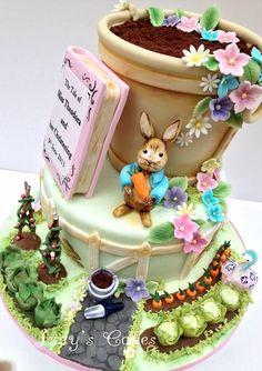 Cake Art, Peter Rabbit