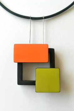 3D polymer clay pendant                                                                                                                                                                                 More