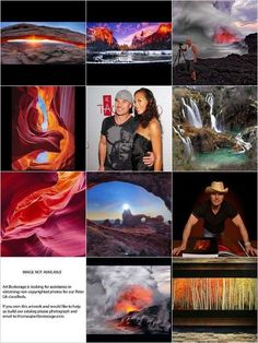 Peter Lik is SO very talented. Peter Lik Photography, Ethereal, Landscape Photography, Sexy Men, Photographers, Waterfall, Artists, Fine Art, Random