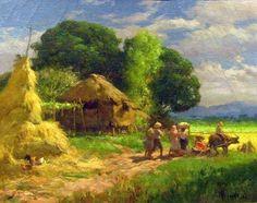 Juan Luna, filipino painter