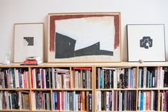 Freunde von Freunden — Louise Brody & Charles Poisay — Art Director & Architect, Apartment and Studio, 14ème arrondissement, Paris — http://www.freundevonfreunden.com/interviews/louise-brody-charles-poisay/