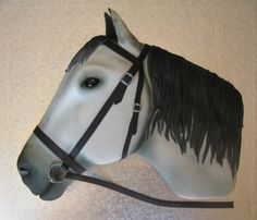 Horse head cake Asfaloth lord of the rings