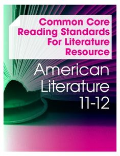 American literature summer reading list essay