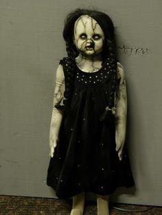 GRISELDA DOLL PROP « creepycollection Haunted House Halloween props