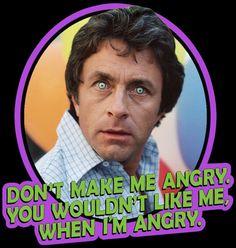 "Marvel TV Classic The Incredible Hulk ""Don't Make Me Angry."" custom tee Any Size Any Color Hulk Logo, Incredible Hulk Tv, Marvel Comics, Marvel Heroes, Funny Spiritual Memes, Angry Hulk, Rick And Morty Poster, Avengers, Red Hulk"