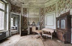 old abandoned mansions - Google Search