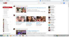Melika - Youtube Sterk: videos van jouw interesses worden geplaatst op de homepage  Zwak: teveel tekst en informatie