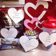 The perfect gift for the body builder in your life :) #WeightLifting #Gifts #Boyfriend