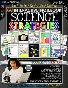 Go Interactive Google Edition - Science Strategies ($)