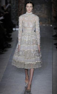 Paris Haute Couture: Valentino spring/summer 2013 in pictures