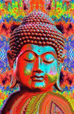 Colorful+Buddha.jpg 620×960 pixels