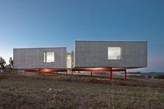 Biokilab Laboratories, Spain by Taller Básico de Arquitectura