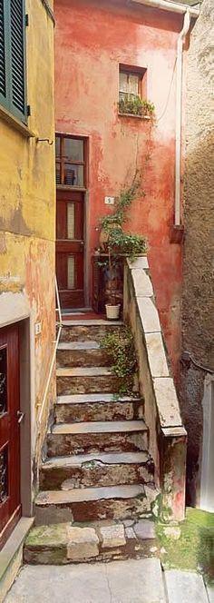 Tellaro, province of La Spezia, uno de I Borghi più Belli d'Italia... Liguria region (Italy) #VisitingItaly