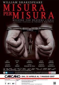 Jurij Ferrini MISURA PER MISURA | Teatro Carcano