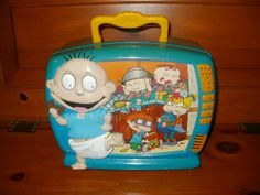 Rugrats lunch box