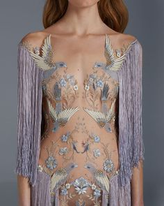 What the Nightingale, a famous Braavosi courtesan, would wear, Paolo Sebastian