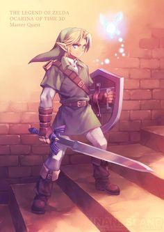 Link | Ocarina of Time