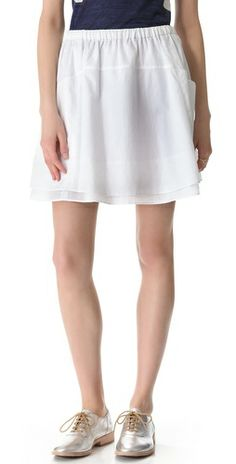 Marc By Marc Jacobs Justine Cotton Blouse 29