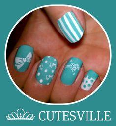 Cutesville, Tiffany's Style