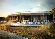 Visualización en Arquitectura: MOTYW nl2 – Plataforma Arquitectura