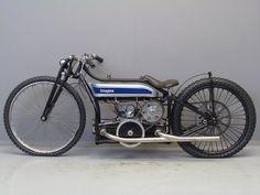 496cc, OHV, Model DT5 1957 Douglas Motorcycle