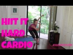 Full Length 30-Minute High Intensity Interval Training Workout - HIIT It...