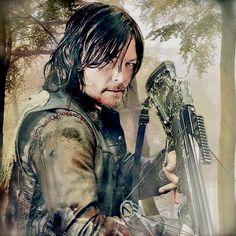 Daryl Dixon Norman Reedus The Walking Dead