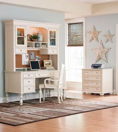 1000 Images About Hutch On Pinterest Desk Hutch Red